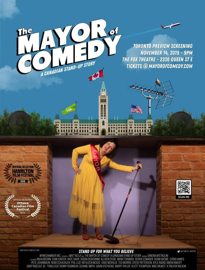 Mayor of Comedy Documentary